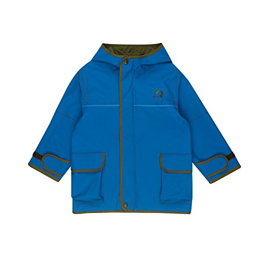 Finkid Tuulis seaport beech Kinder Zip In Outdoor Parka