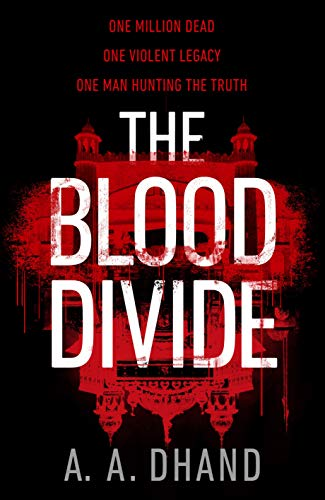 The Blood Divide Book Cover