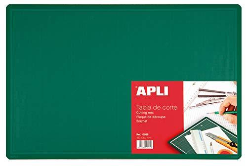 APLI 13565 - Tabla de Corte 450 x 300 x 3 mm PVC (A3)