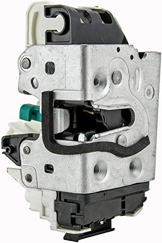 Power Door Lock Actuator w/Latch Assembly Fits for CHRYSLER DODGE JEEP RAM Selected Models (w/Keyless Entry only!!!) Front Left/Driver Door, Replaces OEM 4589417AH 931-080 72142A