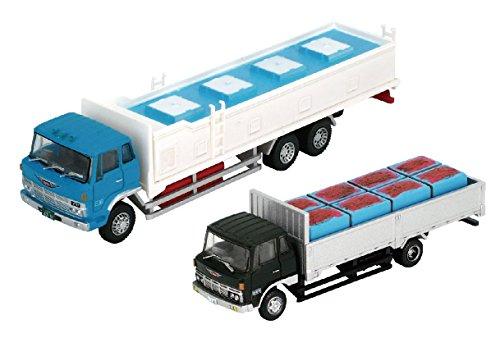 ザ・トラックコレクション トラコレ 魚運搬トラック セットA ジオラマ用品 (メーカー初回受注限定生産)