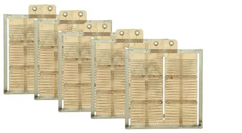 Ensemble de pièces de rechange de qualité de composantes Dualit (5) pour grille-pain quatre tranches
