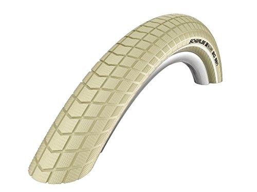 Schwalbe Fahrrad Reifen Big Ben SBC // alle Größen + Farben, Ausführung:crème Reflex. Drahtreifen, Dimension:50-622 (28×2,00´´)