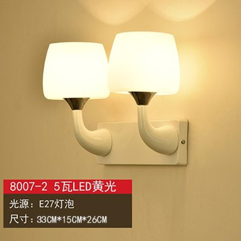 StiefelU LED Wandleuchte nach oben und unten Wandleuchten Exquisite Holz Wandleuchte Schlafzimmer Wohnzimmer Wand Lampen LED Wandleuchte, N