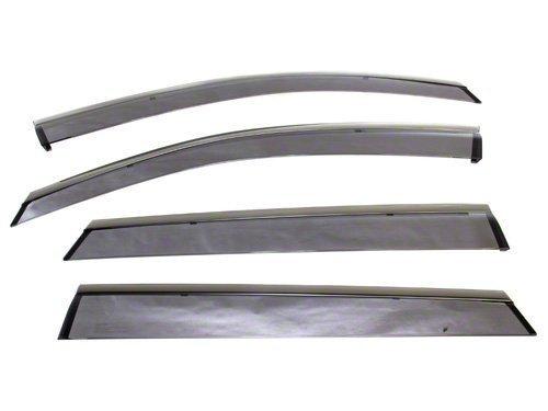Genuine Subaru E3610FJ860 Side Window Deflectors, 1 Pack