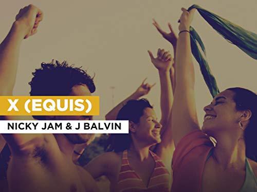 X (EQUIS) im Stil von Nicky Jam & J Balvin
