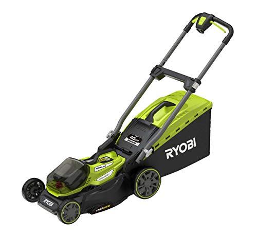 RYOBI RY18LMX40A-0 18 V Akku-Rasenmäher 40cm Schnittbreite ohne Akku & Ladegerät