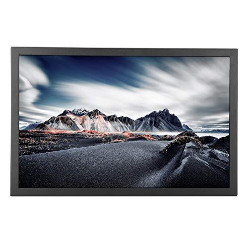 HDMI-scherm 14 inch 16: 9 1920 * 1080 Industrieel ingebed BNC/VGA/HDMI-scherm 100-240V (EU)
