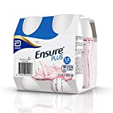 Ensure Plus Supplemento Alimentare Formato Bevanda | Confezione 4x200ml | Gusto Fragola