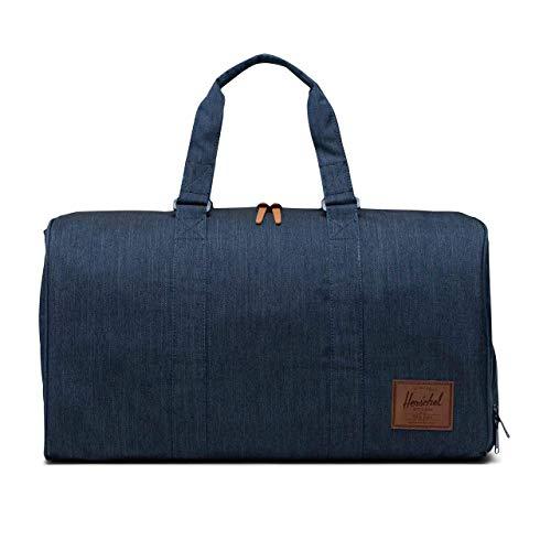Herschel Sporttasche, Denim Schraffur Indigo (Blau) - 10026-03537-OS
