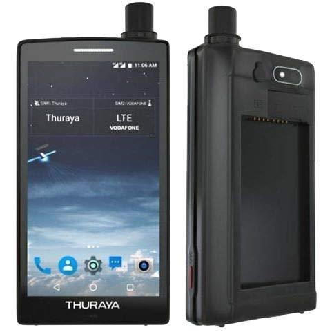 Teléfono Satelital Thuraya x5 Touch con Tarjeta SIM de 170 Unidades