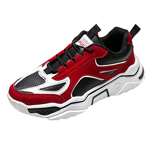 Best Deals! Men's Comfortable Breathable Platform Non-Slip Outdoor Sports Shoes Autumn Winter Outdoo...
