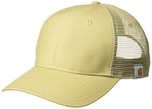 Carhartt Mens Rugged Professional Series Cap, Dark Khaki, OFA