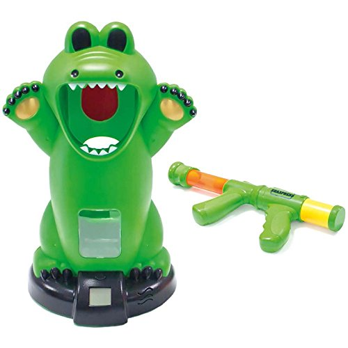 New York Cadeau TY127 Croc Shoot Action Soft Ball Pomp