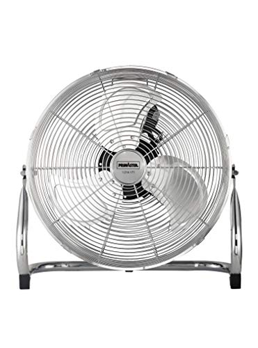 TrendLine Windmaschine 100 W Ø 50 cm verchromt Ventilator Lüfter Luftkühler