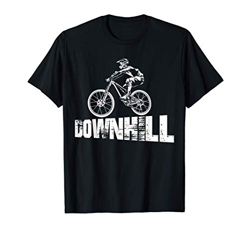 MTB Downhill, Mountainbike Trailriding & Bike Park | Offroad T-Shirt