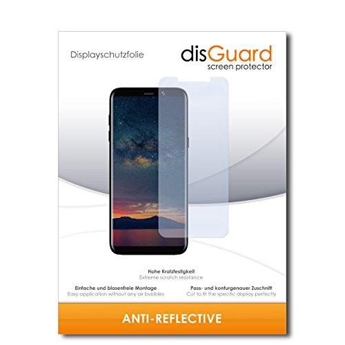 disGuard® Bildschirmschutzfolie [Anti-Reflex] kompatibel mit Bluboo S8+ [4 Stück] Entspiegelnd, Matt, Antireflektierend, Extrem Kratzfest, Anti-Fingerabdruck - Panzerglas Folie, Schutzfolie