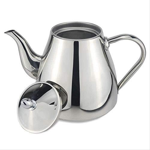 1200mlstainless stalowa herbata garnek z herbatnikiem czajnik z herbatą infuser herbata herbata czajnik czajnik na indukcję 1yess