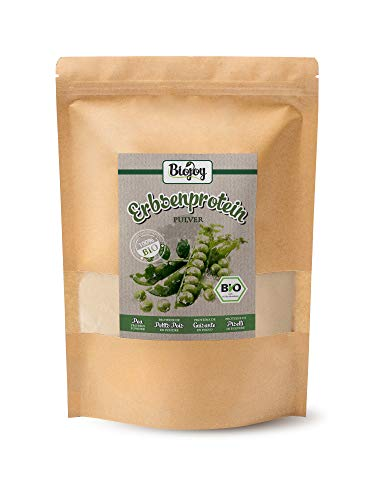 Biojoy Organic Pea Protein (Powder) (1kg)