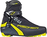 Fischer RC 3 Combi XC Ski Boots Womens Sz 48 White/Black