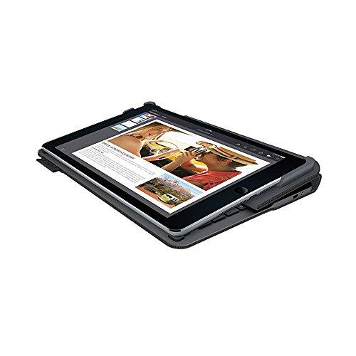 Logitech 920-006912 Typeplus Folio Keyboard Case for iPad 2, Black