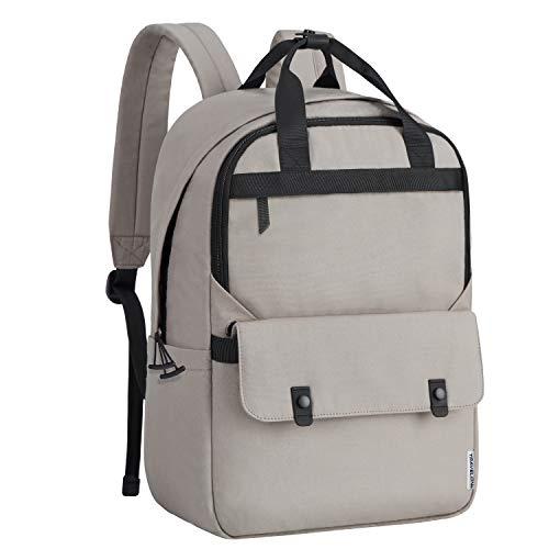 Travelon Origin-Anti-Theft-Large Backpack, Driftwood, One Size