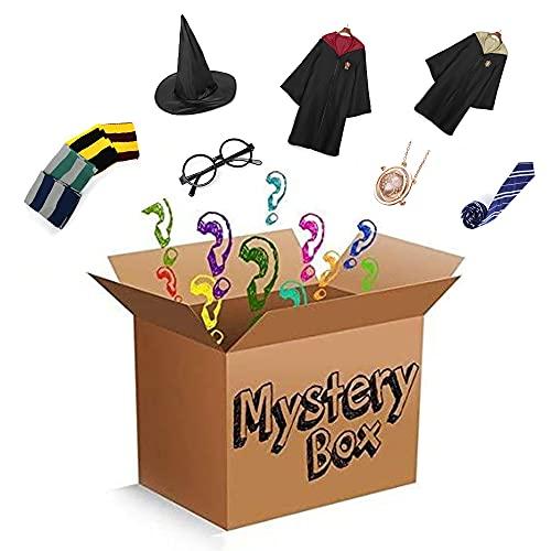 LEADALL La Caja Misteriosa Incluye 2 Regalos, Es Un Buen Regalo Todo Lo Posible Todos Los Artculos Son Nuevos (Disfraces Y Accesorios para Juegos De rol),XXL