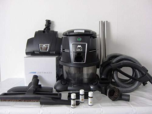 Hyla GST - Sistema di pulizia dell'aria e ambiente con spazzola elettrica Ventus + deodorante e sacco per materasso