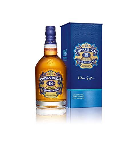 Whisky Chivas Regal 18 Años Blended Scotch 70cl
