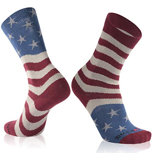 Stretch Stocking Sea Style Nautical Anchor Soccer Socks Over The Calf Special For Running,Athletic,Travel