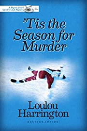 'Tis the Season for Murder (Myrtle Grove Garden Club Mystery Book 7)