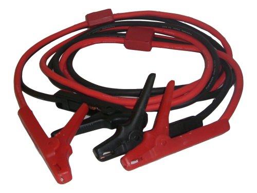 PKW-Starthilfekabel SKS25 - Schnitt: 25mm2 / bis 350A / für Benziner bis 5500cm3 und Dieselmotoren bis 3000cm3