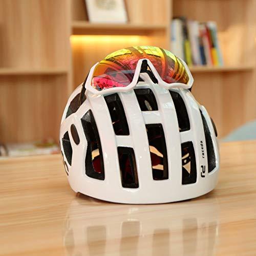 JM- Pneumatischer Helm für Erwachsene mit Fahrradhelm