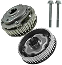 Intake & Exhaust Camshaft Gears 55568386 5636467 Fit for Chevrolet Sonic Cruze Aveo 1.6L 1.8L 2010-17