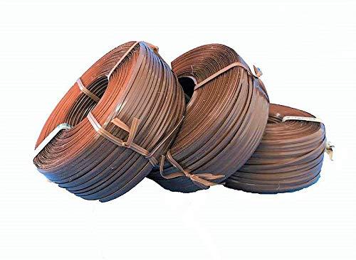 Todocultivo Bobina Alambre Compatible ATADORA PELLENC AP25 FIXION 30 UDS de 200mtrs. Alambre plastificado para Atado de Ramas y Plantas