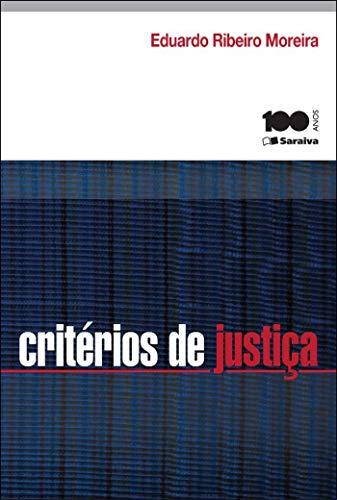 Critérios de justiça - 1ª edição de 2014
