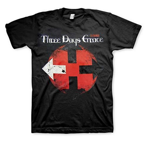 Three Days Grace 'Eclipse' T-Shirt (Large)