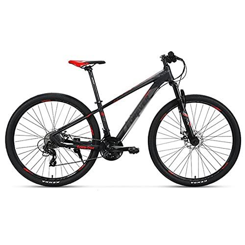 WANYE Bicicleta De Montaña para Hombres Y Mujeres, Ruedas De 29 Pulgadas,...