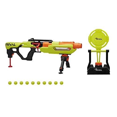 Nerf Rival Edge Jupiter XIX-1000 with target