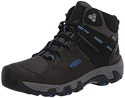 KEEN Men's Steens Mid Wp Hiking Boot