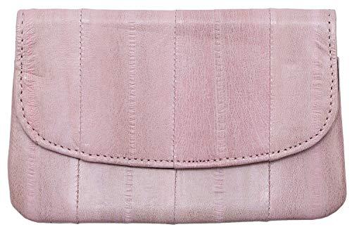 Becksöndergaard Damen Kleingeld Geldbörsen Handy Cover Rosa | Handlich klein für Geld & Karten | Weich & strapazierfähig aus weichem Leder - 100002-066