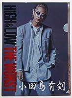 映画 HiGH&LOW THE WORST クリアファイル 小田島有剣 塩野瑛久