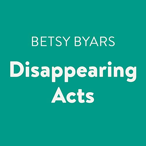 Couverture de Disappearing Acts
