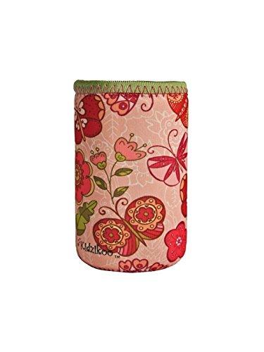 Koverz Isolierhülle für 350 ml Trinkflaschen - Jordan Print Blumen