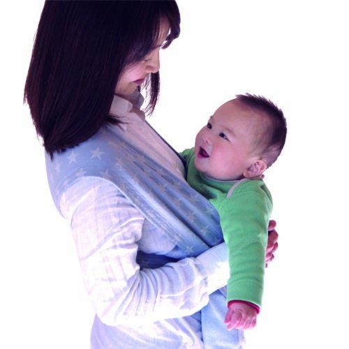 【日本正規品保証付】 【KiumiBaby】 キウミの抱っこひも・グレースター (M)