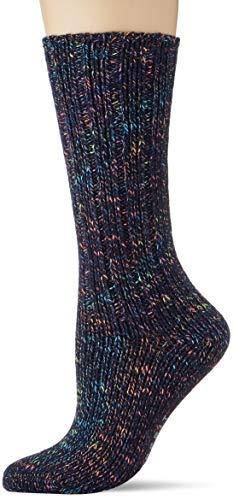 ESPRIT Damen Cosy Boot W SO Socken, blau (marine 6120), 39-42 (UK 5.5-8 Ι US 8-10.5)