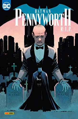 Batman Sonderband: Pennyworth R.I.P.