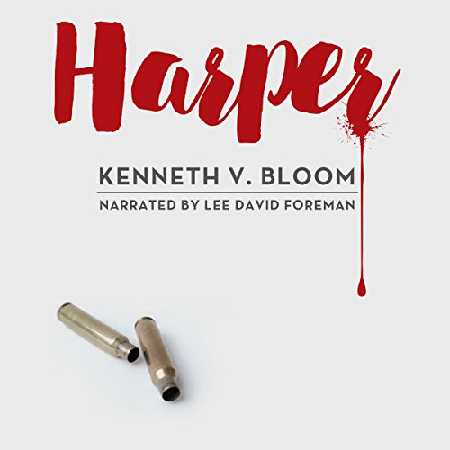 Harper audiobook cover art