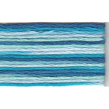 Anchor Sticktwist 6fädig 8 m 100 /% BW dunkelozean 1039