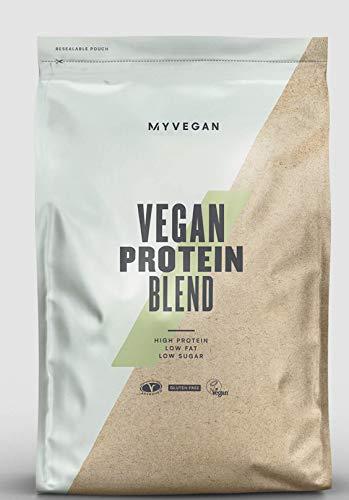MyVegan Protein Blend Vegan Protein Powder Banana Flavour 500g